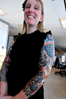 Tattooed Intel Employees | by IntelFreePress
