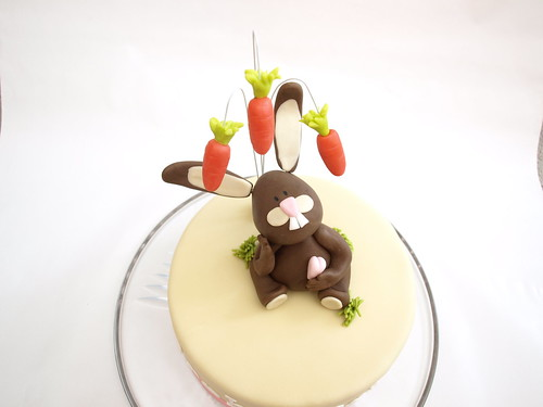 Easter rabbit cake | by Zuckertorten / Stephanie