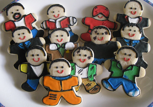 Ben Affleck cookies | by Danielle's Delectables