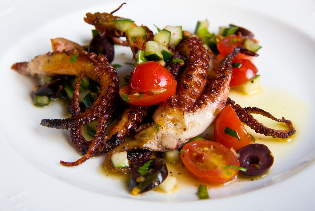 Spanish Michelin Star Restaurant Libster Cage
