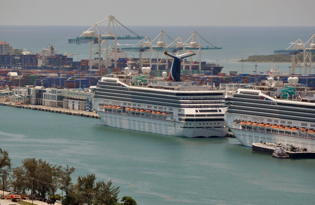 Miami Cruise Port Car Hire