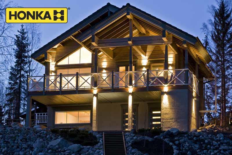 chaletécologique en bois Honka Honka Maison Bois Flickr # Maison Ecologique En Bois