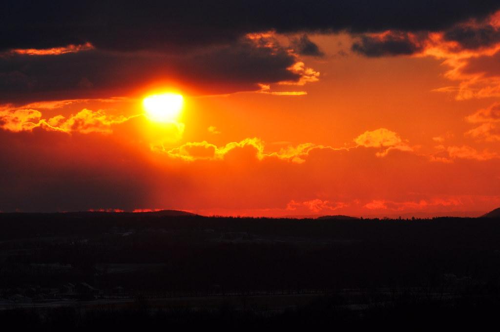 Walter White >> New Berlin Sunset | Brian Walter | Flickr