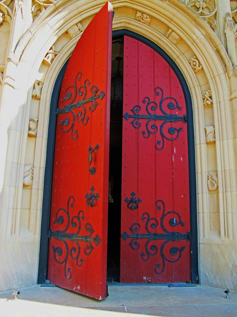 Church Door | Beautiful church door. | Rodney Campbell ...