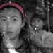 bubbles at the fall fair