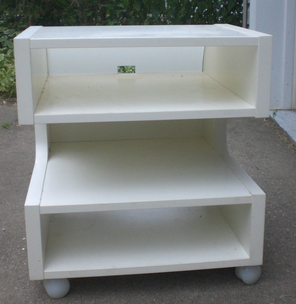 tv stand ikea ikea tv stand can also be used as a printer flickr. Black Bedroom Furniture Sets. Home Design Ideas