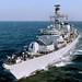 Royal Navy Type 23 Frigate HMS Argyll