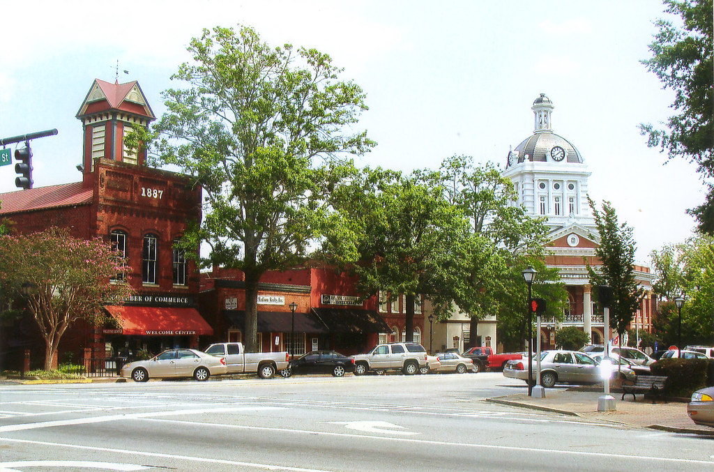 Downtown Madison Ga Great Small Town It 39 S Like