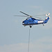 Working Helicopter