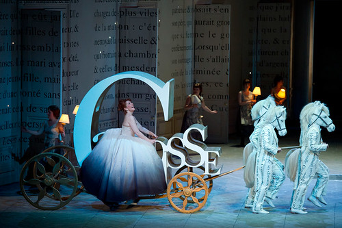 Joyce DiDonato as Cendrillon in The Royal Opera's Cendrillon © Bill Cooper/ROH 2011 | by Royal Opera House Covent Garden