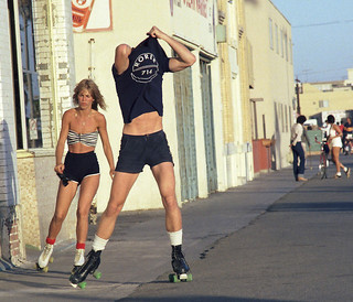 Venice Beach, Disco Biscuit RORER 714 | by Venice Beach Rollerskaters