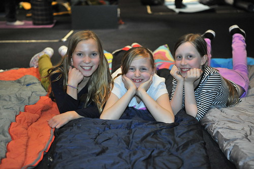 Action from the Royal Opera House Education Sleepover © Brian Slater/ROH 2012 | by Royal Opera House Covent Garden