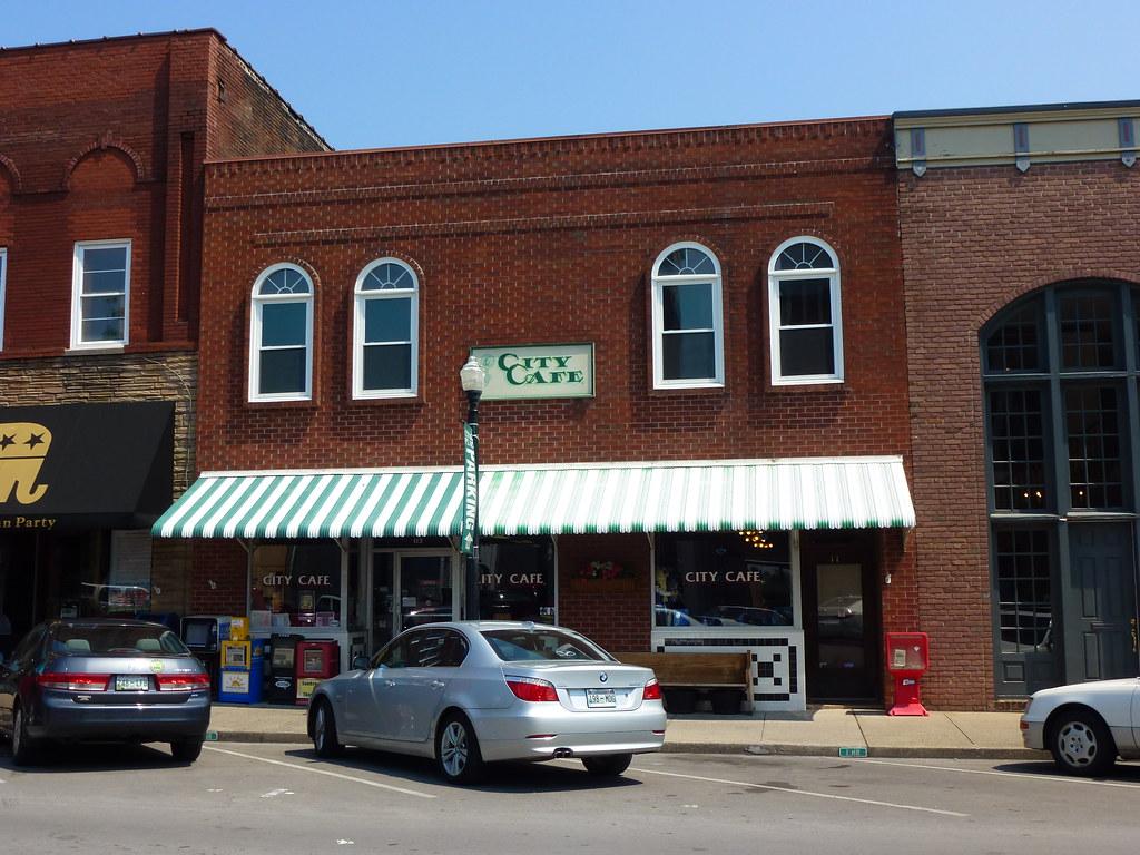 City Cafe Murfreesboro