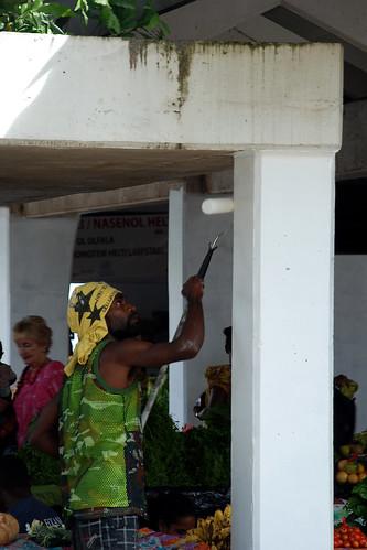 Port Vila Central Market Port Vila