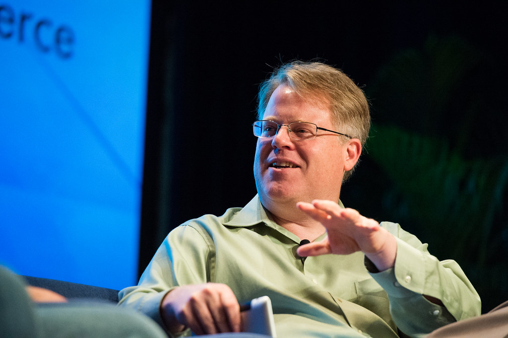 author robert scoble shares - 1024×682
