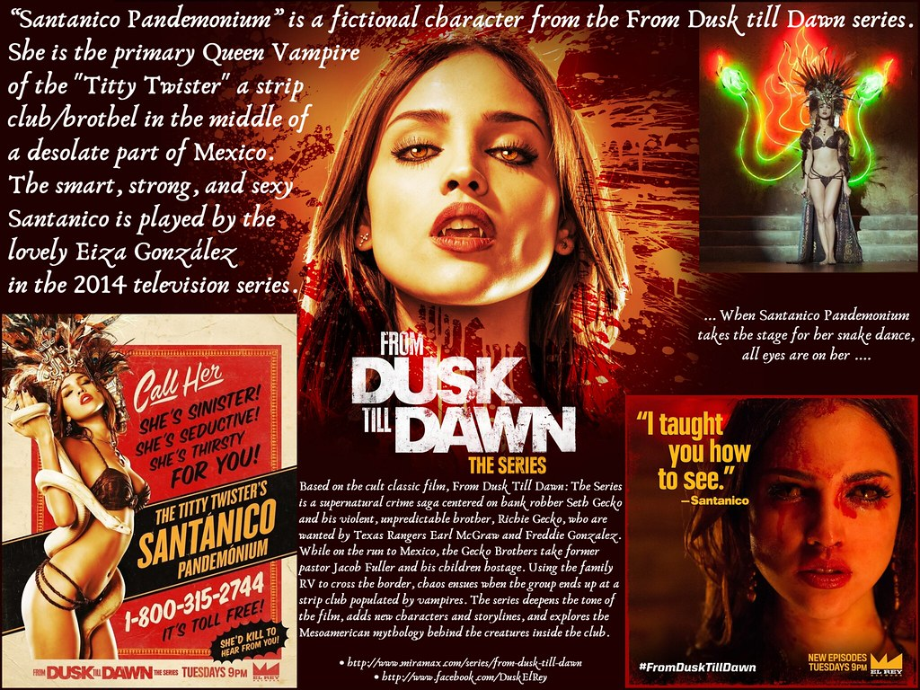 Salma hayek in from dusk till dawn 1996 - 5 1