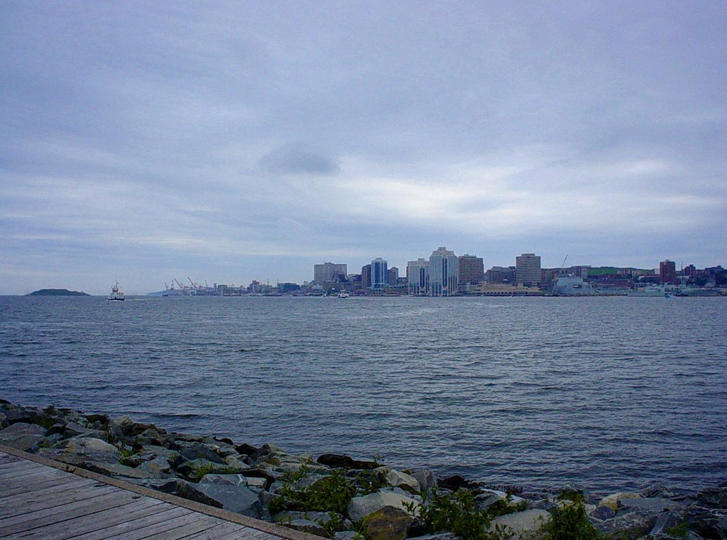 Current Local Time in Halifax, Nova
