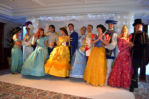 all the disney princesses and princes join us at the