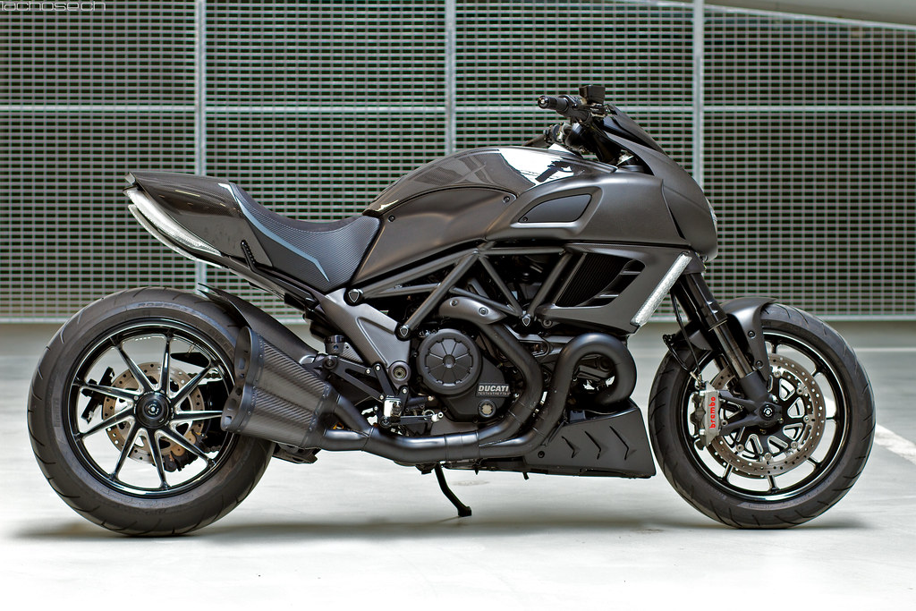 New Ducati Diavel
