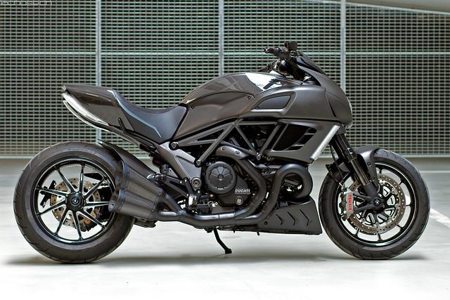Ducati Diavel Carbon Ducati diavel carbon