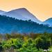 Dusk @ Xishuangbanna Tropical Rainforest