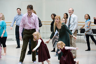 A family dance workshop © ROH 2012 | by Royal Opera House Covent Garden