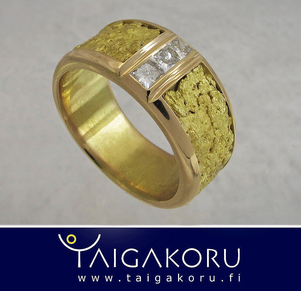 Gold Ring Online Shop