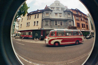 Bus / Singen(Hohentwiel) | by blog_bleistift