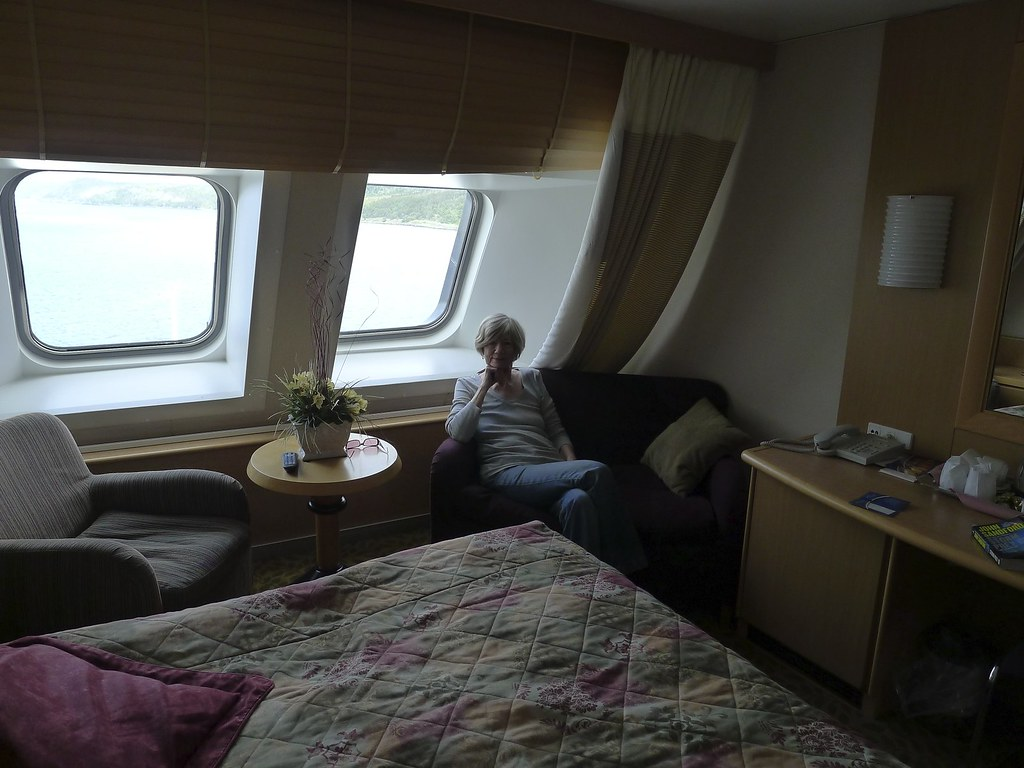 Cabin Aboard Mv Atlantic Vision Our Only Cruise