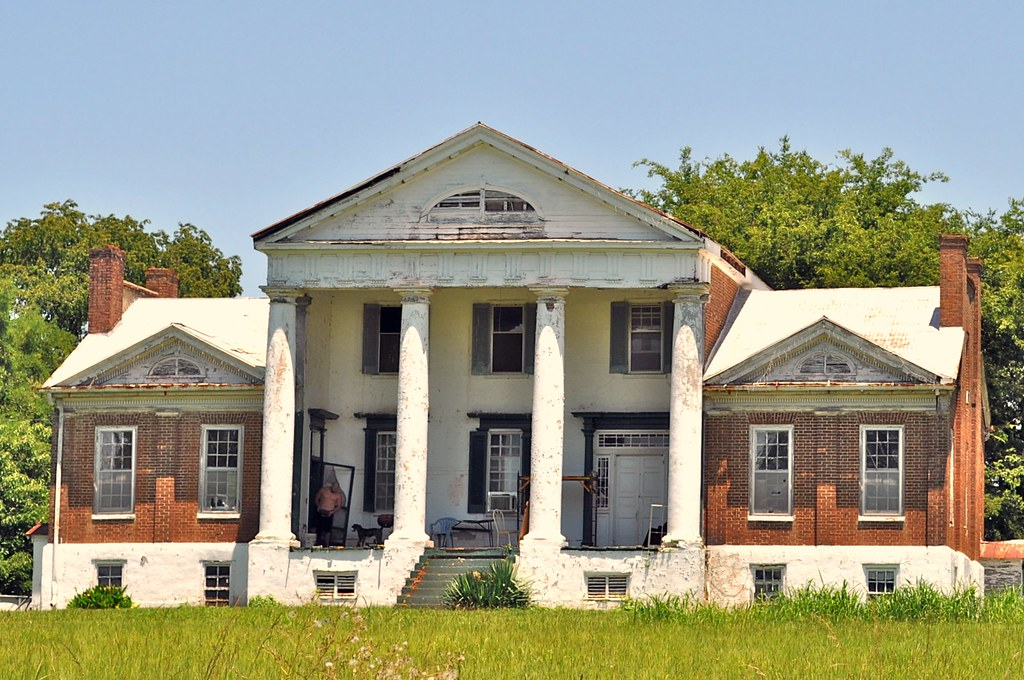 Saunders Hall Goode Mansion | I posted a photo of this