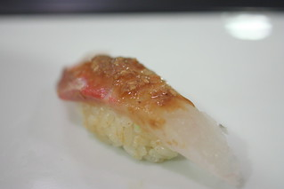 Madai (Red Snapper with Sesame Paste) | by Kung Food Panda
