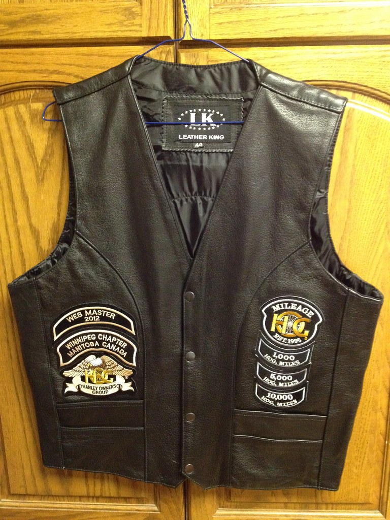 My Hog Vest Travis Rudolph Flickr