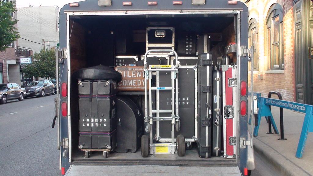 Comedy Bus Tour To Hoover Dam