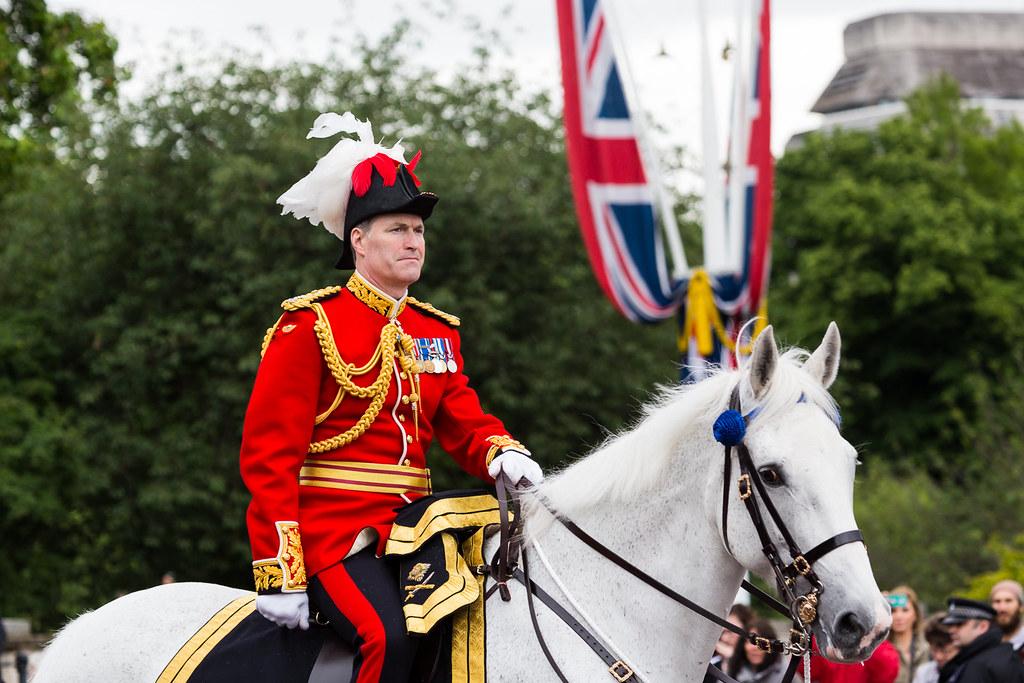 Major General Edward Alexander Smyth Osbourne Cbe Major