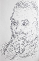 Giovanni Benedettini in Pencil for JKPP by r3nn3r