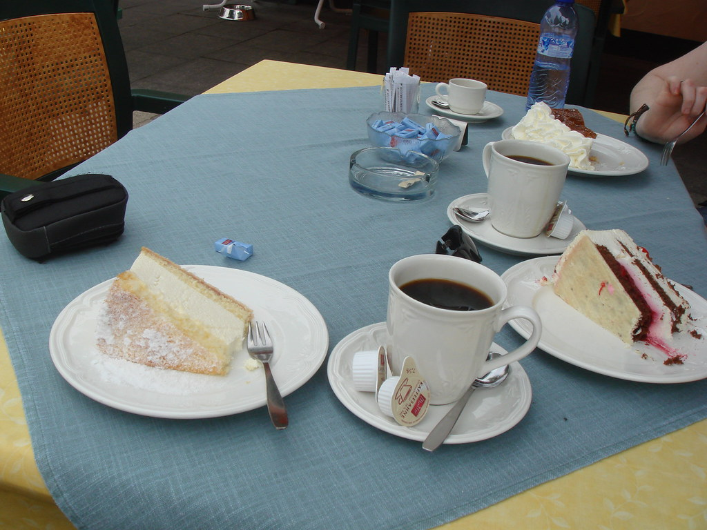 German Coffee Cake Kuga