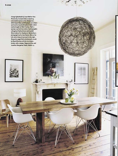 Luella Potter Mark Tuckey Via Inside Out Eclectic White