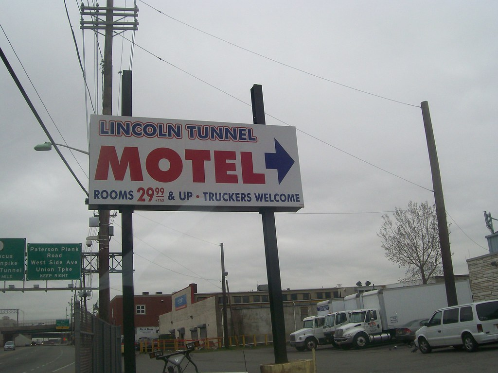 Lincoln Tunnel Motel Tonnelle Ave North Bergen Nj Flickr
