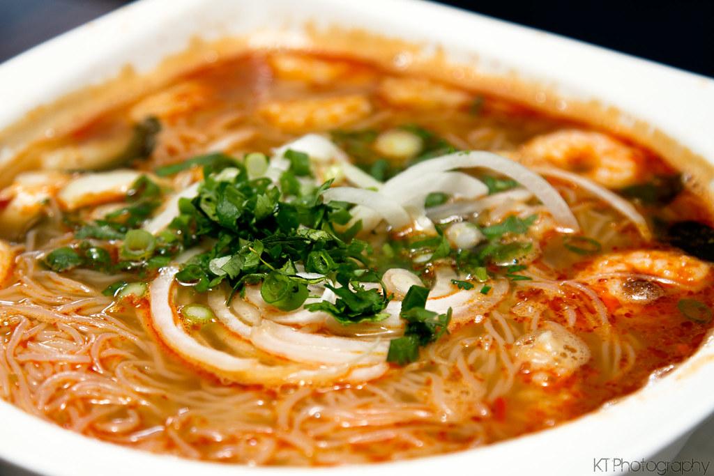 Spicy Thai Noodle Soup Spicy Thai Noodle Soup