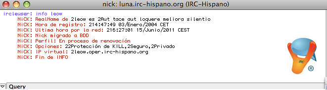 Irc hispano granada