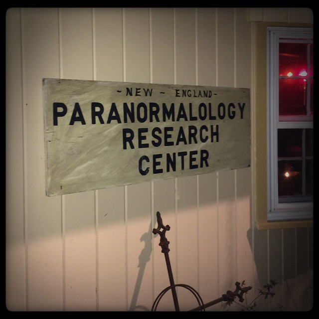 Occult Paranormal: The Warren's Occult Museum In Monroe, Connecticut. Home Of