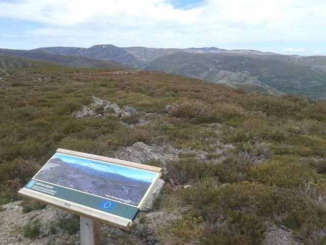 Mirador da Ortiga en la Ruta da Ortiga - O Invernadeiro