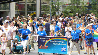 Jews at the Twin Cities Pride Parade 2011 | by Fibonacci Blue