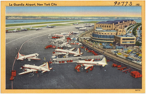 LaGuardia Airport, New York City | by Boston Public Library