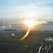 Sun Radiation Circle