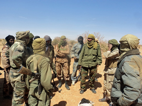 120402 Touareg capture Timbuktu as Mali junta restores constitution | الطوارق يسيطرون على تمبكتو والطغمة العسكرية تعيد العمل بالدستور |Mali : Tombouctou tombe aux mains des Touaregs, la junte restaure la constitution | by Magharebia