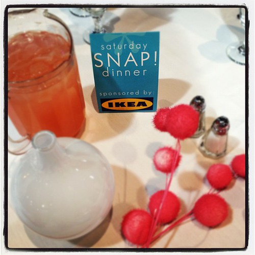 Excited for the closing dinner & speaker at #snapconf !! | by Erin - TwoMoreSeconds