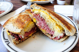 Reuben Pastrami | by Mike Saechang
