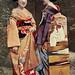 Shisa Dog Obi 1910s