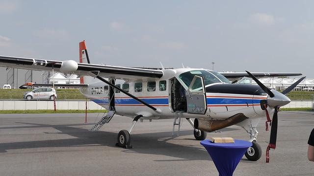 DLR Cessna 208B Grand Caravan